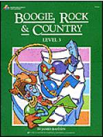 Boogie, Rock And Country, Level 3 Sheet Music