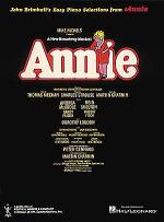 Annie - Easy Piano Sheet Music