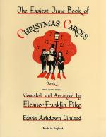The Easiest Tune Book Of Christmas Carols - Book 1 Sheet Music