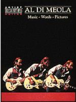Music, Words, Pictures - Guitar/Bass Sheet Music