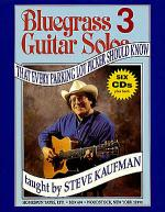 Bluegrass Guitar Solos That Every Parking Lot Picker Should Know Sheet Music