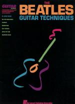 The Beatles Guitar Techniques - Transcribed Solos And Excerpts Sheet Music