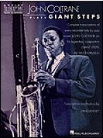 John Coltrane Plays Giant Steps Sheet Music