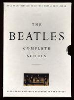The Beatles - Complete Scores Sheet Music