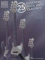 25 Essential Rock Bass Classics Sheet Music