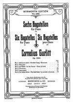 Six Bagatelles For Piano Op.224 Sheet Music