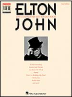 The Elton John Keyboard Book Sheet Music