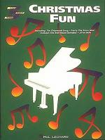 Five Finger Piano Solos: Christmas Fun Sheet Music