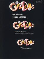 Guys And Dolls: Easy Piano Sheet Music