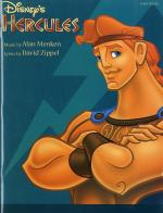 Hercules: Big-Note Piano Sheet Music