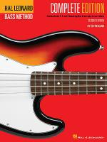 Hal Leonard Electric Bass Method - Complete Edition Sheet Music