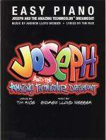 Joseph And The Amazing Technicolor Dreamcoat (Easy Piano) Sheet Music