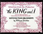 The King And I: Easy Piano Sheet Music