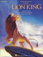 The Lion King: Easy Piano Sheet Music