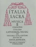 Italia Sacra Musica Vol.2 Sheet Music
