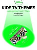 Junior Guest Spot: Kids TV Themes - Easy Playalong (Flute) Sheet Music