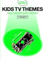 Junior Guest Spot: Kids TV Themes - Easy Playalong (Clarinet) Sheet Music
