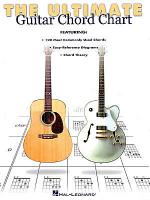 Ultimate Guitar Chord Chart Sheet Music