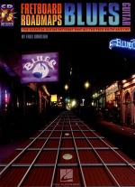 Fretboard Roadmaps - Blues Guitar Sheet Music