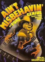 Thomas 'Fats' Waller: Ain't Misbehavin' - Vocal Selections Sheet Music