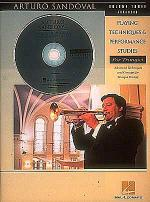 Playing Techniques & Performance Studies For Trumpet - Volume 3 Sheet Music