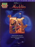 Aladdin: Late Elementary Piano Solos Sheet Music