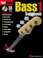 FastTrack Bass Songbook 1 - Level 1 Sheet Music