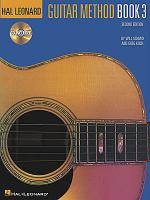 Hal Leonard Guitar Method Book 3 Sheet Music