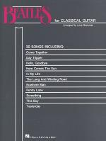 Beatles for Classical Guitar Sheet Music