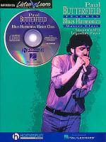 Paul Butterfield - Blues Harmonica Master Class Sheet Music