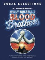 Blood Brothers - Vocal Selections Sheet Music