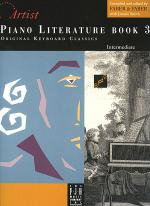 Piano Literature - Book 3 Sheet Music