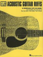 Acoustic Guitar Riffs Sheet Music