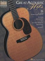 Great Acoustic Hits - Easy Guitar Sheet Music