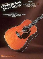 Hal Leonard Guitar Finger Picking Solos Method Sheet Music