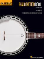 Hal Leonard Banjo Method - Book 1 - 2nd Edition Sheet Music