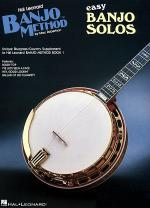 Easy Banjo Solos Sheet Music
