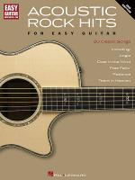 Acoustic Rock Hits For Easy Guitar Sheet Music
