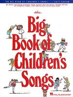 The Big Book Of Children's Songs - Easy Guitar Sheet Music