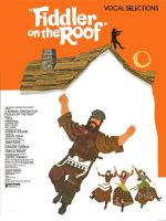 Fiddler On The Roof - Vocal Selections Sheet Music