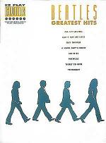 The Beatles Greatest Hits - Easy Guitar Sheet Music