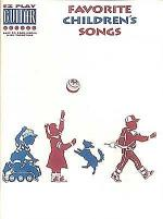 Favorite Children's Songs - EZ Play Guitar Sheet Music