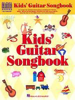 Kids' Guitar Songbook Sheet Music