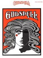 Godspell - Vocal Selections Sheet Music