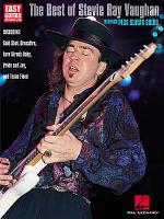 The Best Of Stevie Ray Vaughan - Easy Guitar Sheet Music