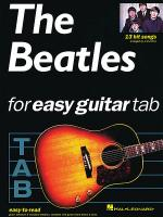 The Beatles for Easy Guitar Tab Sheet Music