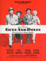 Guys And Dolls - Vocal Selections Sheet Music