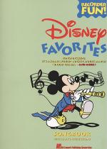 Disney Favorites (Recorder) Sheet Music