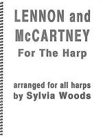 Lennon and McCartney for the Harp Sheet Music