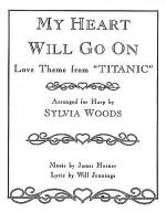 My Heart Will Go On (Love Theme from Titanic) for the Harp Sheet Music